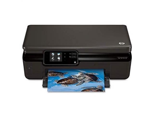 Lightly Used HP Photosmart 5510 Print Scan Copy Web Wireless Photo