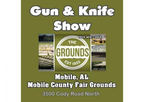 CASC Gun & Knife Show - Fairgrounds (Mobile)
