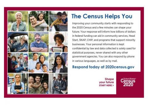 The Census Helps You