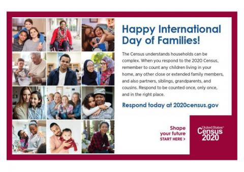 Happy International Day of Families!