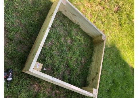 Garden beds for sale
